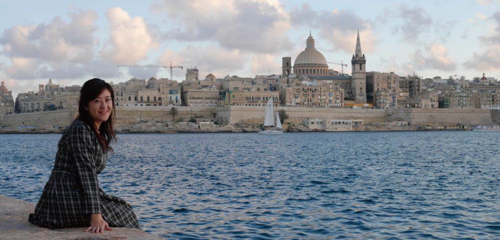 マルタの首都「ヴァレッタ」