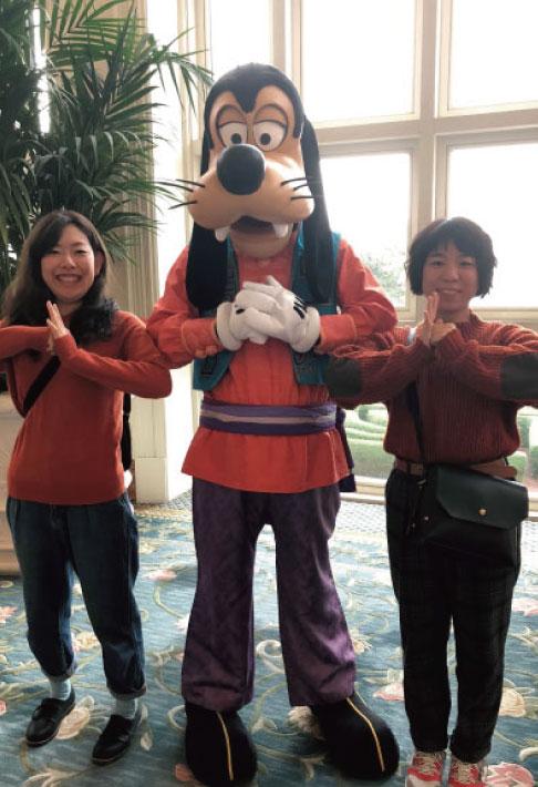 香港ディズニー満喫女子旅♪