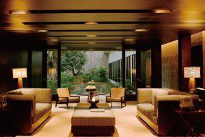 Amansara: Spa Lounge
