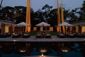 Amansara: Swimming Pool